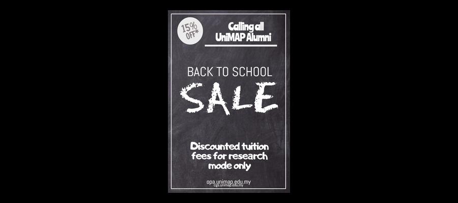 Alumni Discount