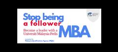 MBA UniMAP Web